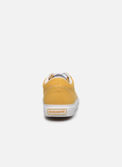 Sneakers Le Coq Sportif Verdon Plus W Giallo immagine destra