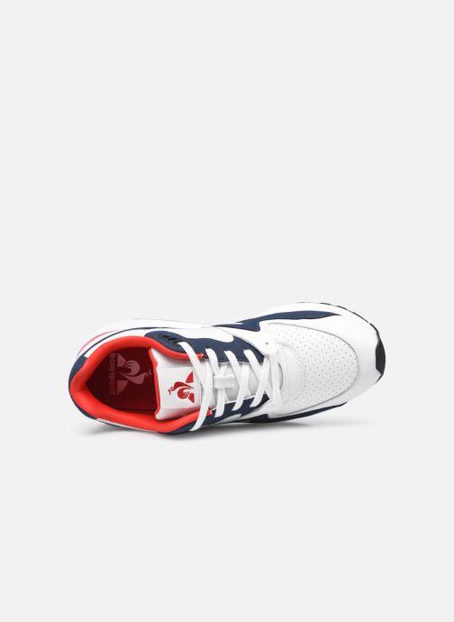 Sneakers Le Coq Sportif LCS R800 Bianco immagine sinistra
