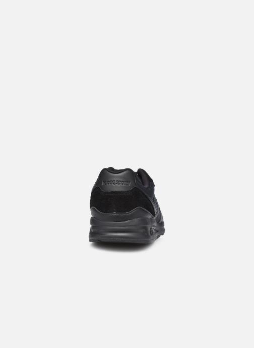 Sneakers Le Coq Sportif LCS R800 Nero immagine destra