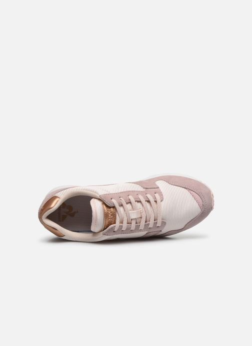 Sneakers Le Coq Sportif Jazzy W Rosa immagine sinistra