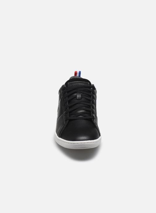Baskets Le Coq Sportif Courtclassic Noir vue portées chaussures