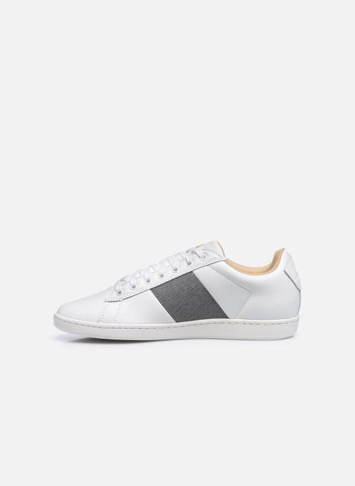 Sneaker Le Coq Sportif Courtclassic weiß ansicht von vorne