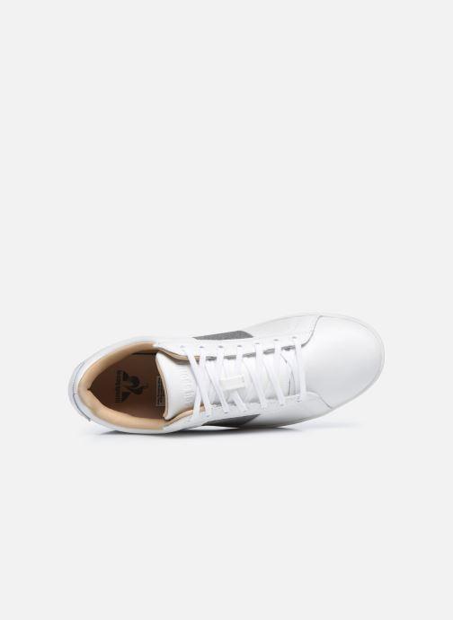 Sneaker Le Coq Sportif Courtclassic weiß ansicht von links