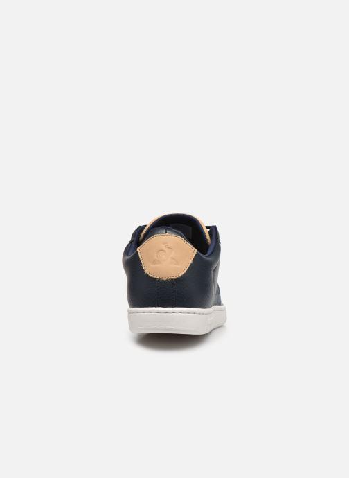 Sneakers Le Coq Sportif Courtclassic Azzurro immagine destra