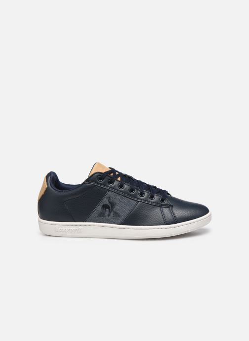 Sneakers Le Coq Sportif Courtclassic Azzurro immagine posteriore