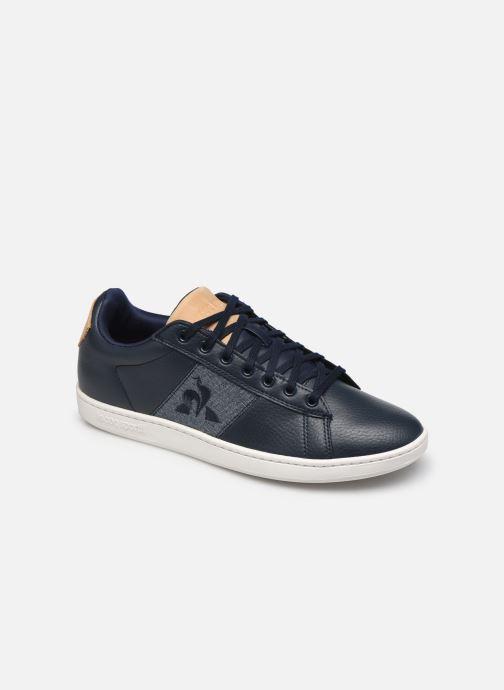 Sneakers Le Coq Sportif Courtclassic Azzurro vedi dettaglio/paio