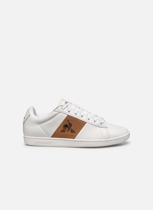 Sneaker Le Coq Sportif Courtclassic weiß ansicht von hinten