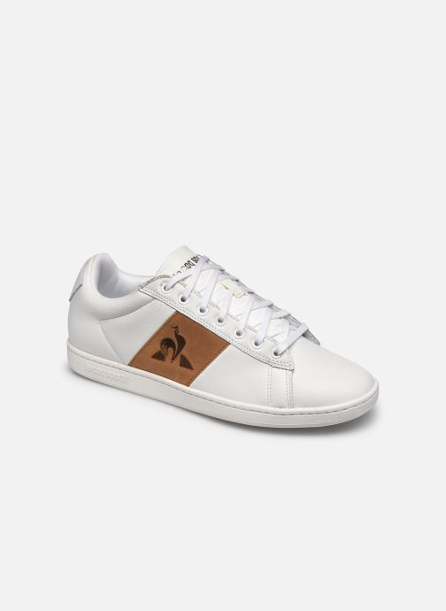 Sneaker Le Coq Sportif Courtclassic weiß detaillierte ansicht/modell