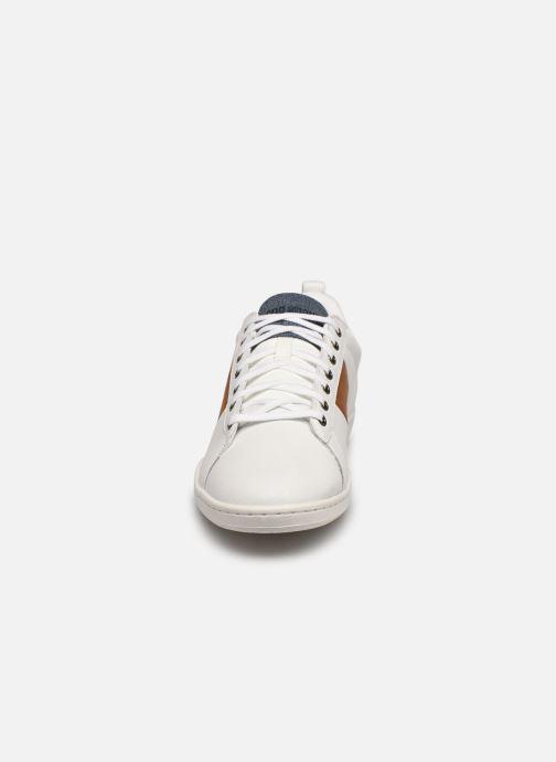 Baskets Le Coq Sportif Courtclassic Blanc vue portées chaussures