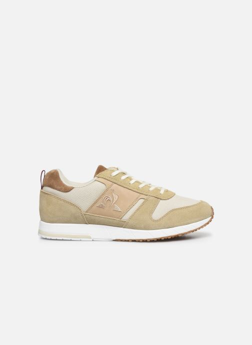 Trainers Le Coq Sportif Jazzy Classic Beige back view
