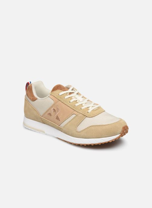 Trainers Le Coq Sportif Jazzy Classic Beige detailed view/ Pair view