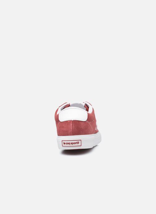Sneaker Le Coq Sportif Verdon Plus M rot ansicht von rechts