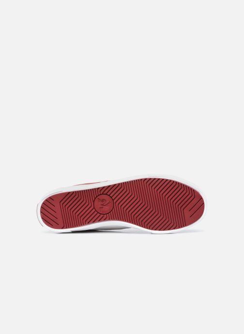 Sneaker Le Coq Sportif Verdon Plus M rot ansicht von oben