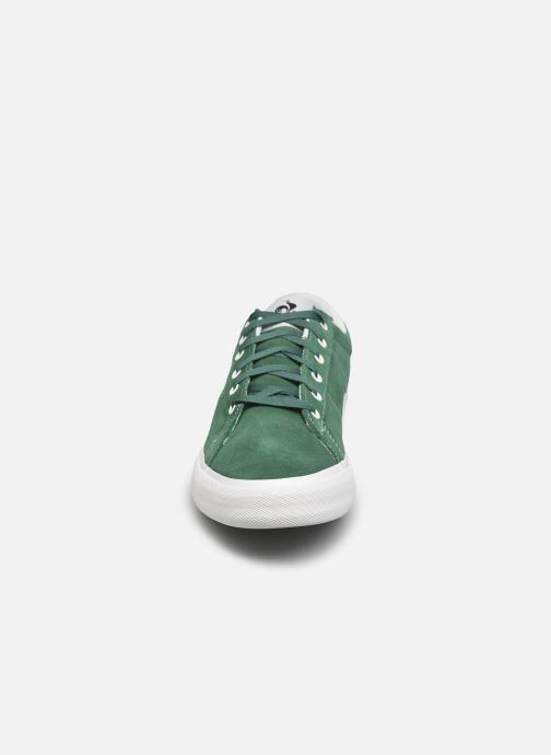Sneaker Le Coq Sportif Verdon Plus M grün schuhe getragen