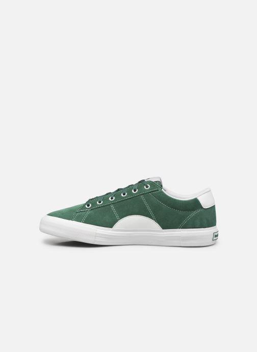 Sneaker Le Coq Sportif Verdon Plus M grün ansicht von vorne