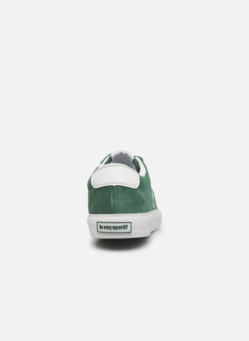 Sneaker Le Coq Sportif Verdon Plus M grün ansicht von rechts
