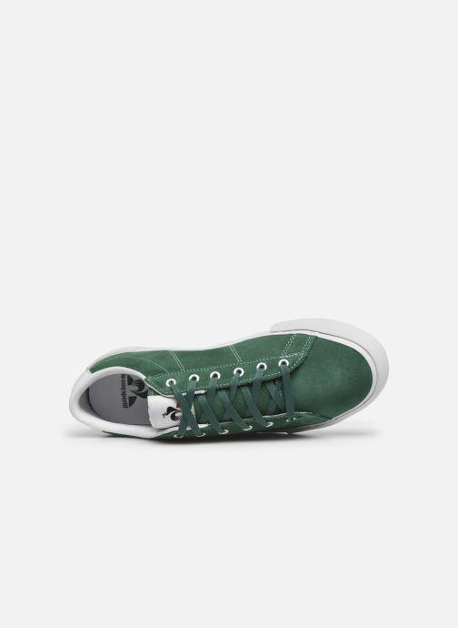 Sneaker Le Coq Sportif Verdon Plus M grün ansicht von links