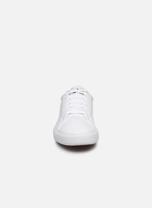 Baskets Le Coq Sportif Verdon Plus M Blanc vue portées chaussures