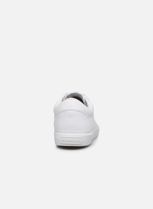 Baskets Le Coq Sportif Verdon Plus M Blanc vue droite