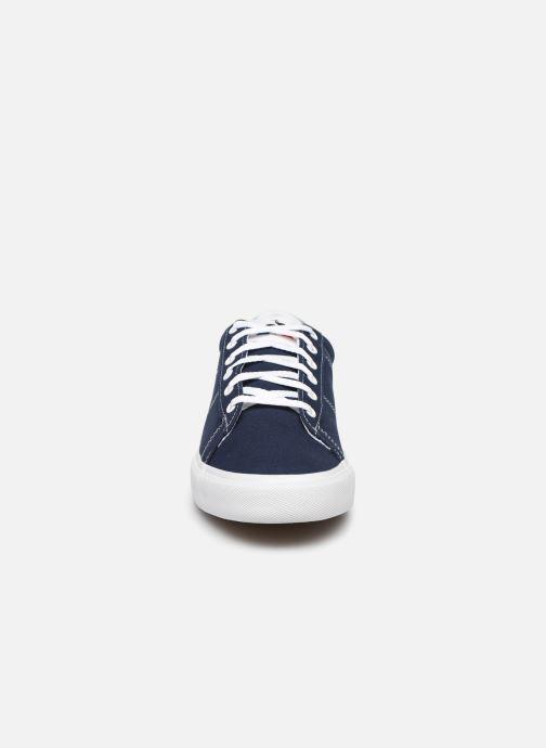 Baskets Le Coq Sportif Verdon Plus M Noir vue portées chaussures