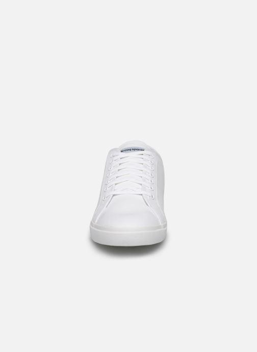 Baskets Le Coq Sportif Verdon Blanc vue portées chaussures
