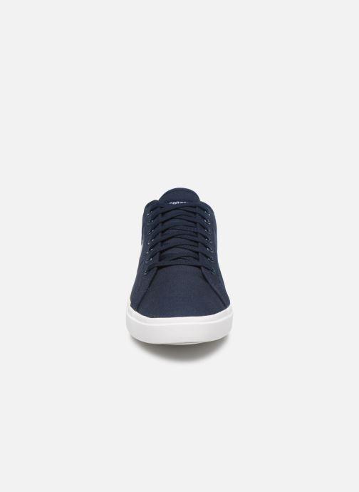 Baskets Le Coq Sportif Verdon Bleu vue portées chaussures