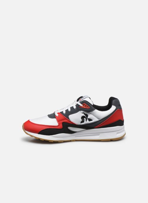 Sneakers Le Coq Sportif LCS R800 Rosso immagine frontale