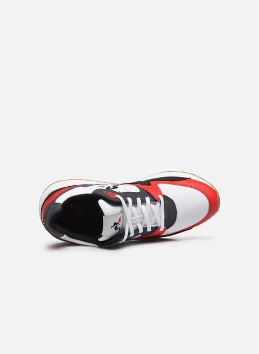 Sneakers Le Coq Sportif LCS R800 Rosso immagine sinistra