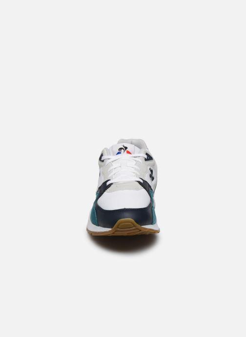 Baskets Le Coq Sportif LCS R800 Blanc vue portées chaussures