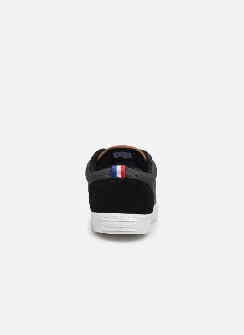 Baskets Le Coq Sportif Verdon Classic Noir vue droite