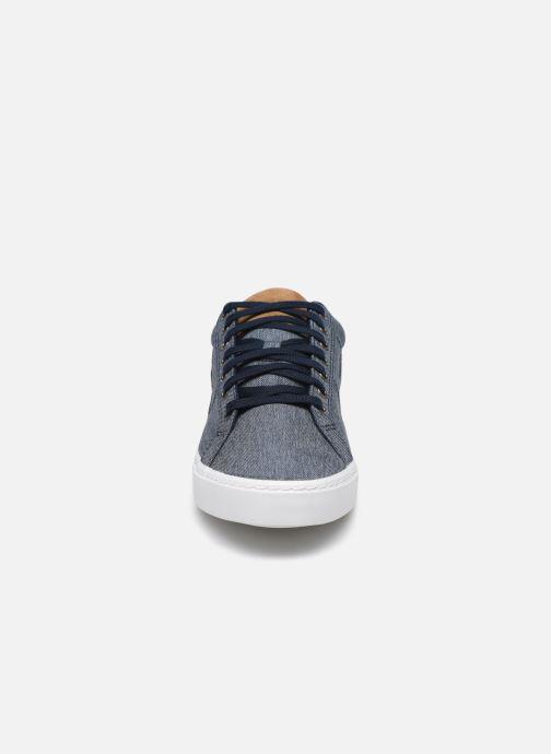 Baskets Le Coq Sportif Verdon Classic Bleu vue portées chaussures