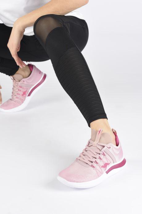 Sneakers Kangaroos KG-Nimble C Pink se forneden