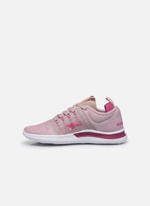 Sneakers Kangaroos KG-Nimble C Pink se forfra
