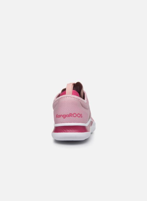 Sneakers Kangaroos KG-Nimble C Pink Se fra højre