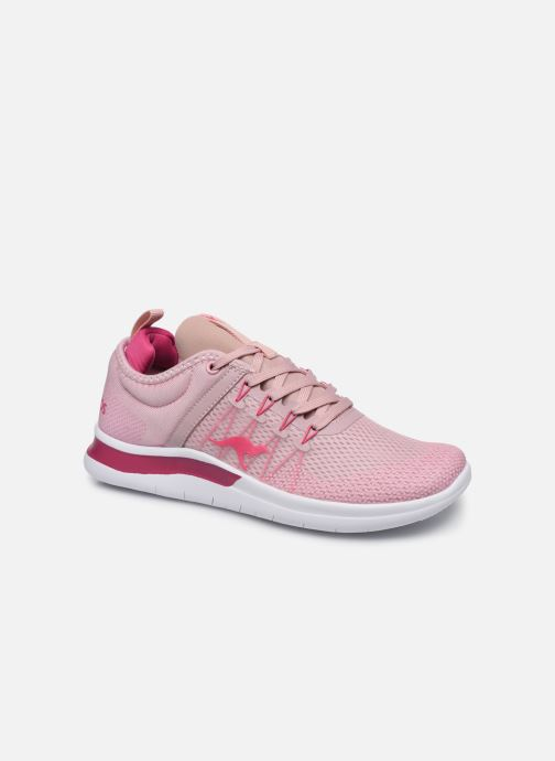 Sneakers Kangaroos KG-Nimble C Pink detaljeret billede af skoene