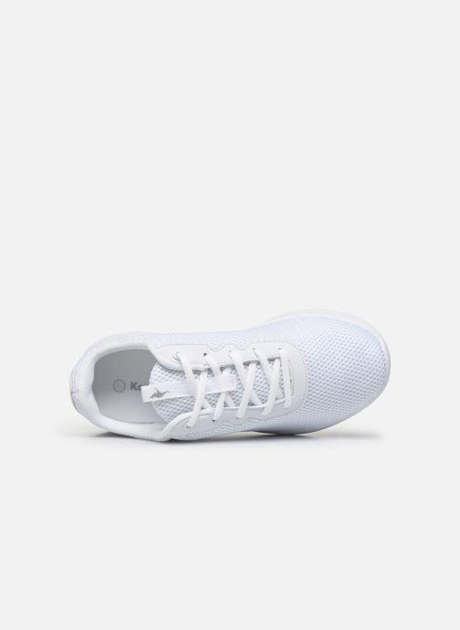 Baskets Kangaroos KF-A Deal C Blanc vue gauche