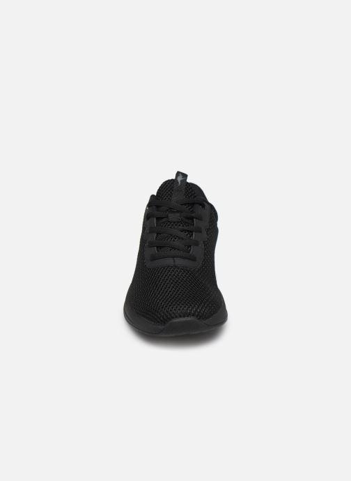 Trainers Kangaroos KF-A Deal C Black model view