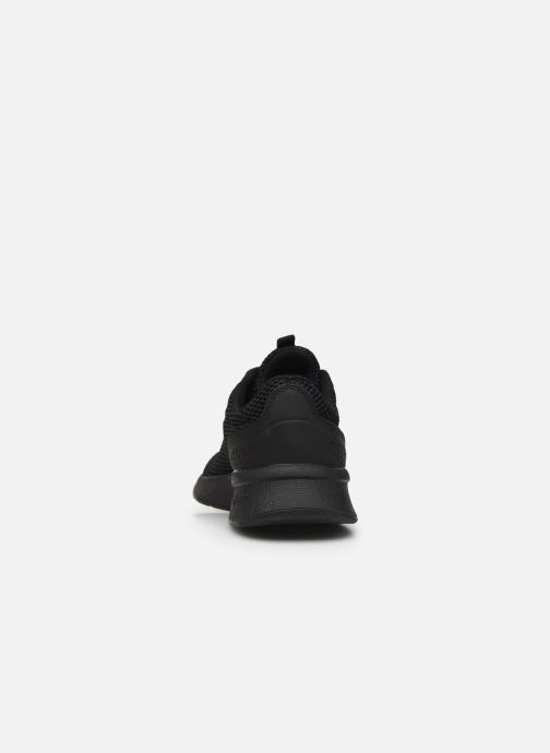Trainers Kangaroos KF-A Deal C Black view from the right
