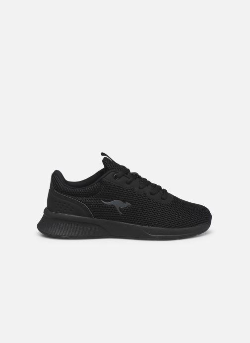 Trainers Kangaroos KF-A Deal C Black back view