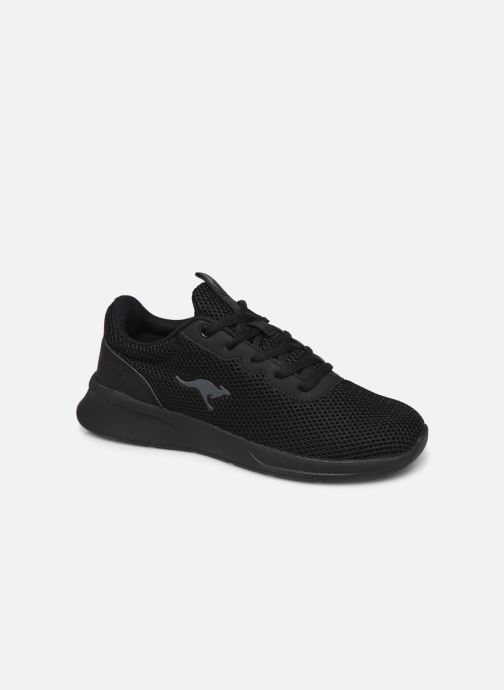 Trainers Kangaroos KF-A Deal C Black detailed view/ Pair view