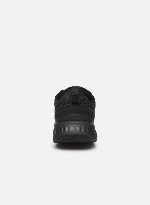 Baskets Kangaroos KL-A Essent C Noir vue droite