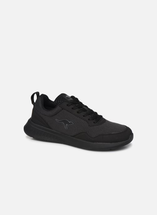 Trainers Kangaroos KL-A Essent C Black detailed view/ Pair view