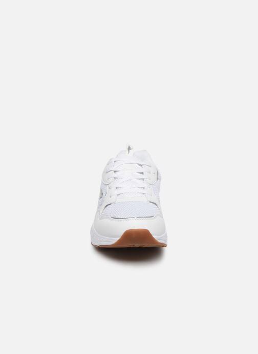 Baskets Kangaroos KP-Pow C Blanc vue portées chaussures