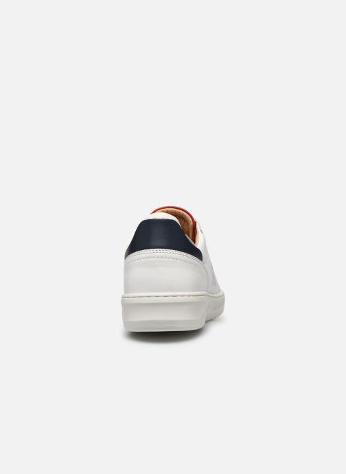 Sneakers Le Coq Sportif Triomphe Bianco immagine destra