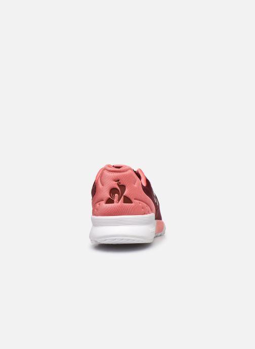 Sneaker Le Coq Sportif Omega Pro X Etam weinrot ansicht von rechts