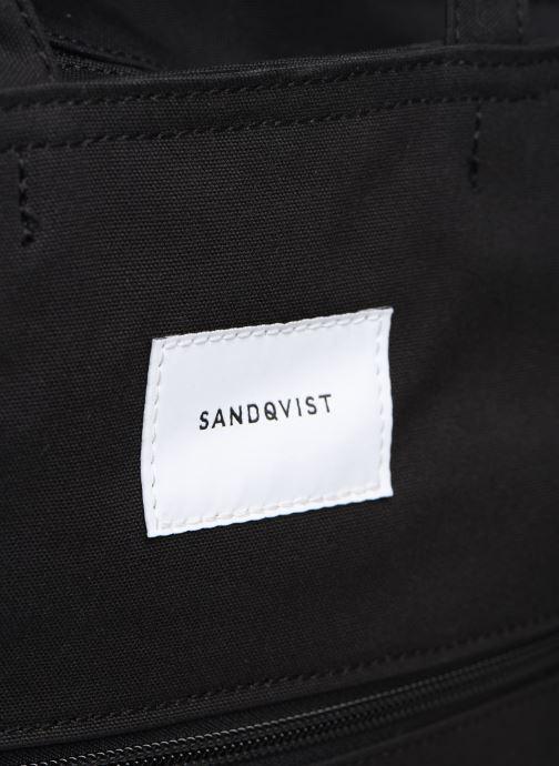 Mochilas SANDQVIST TONY Negro vista lateral izquierda