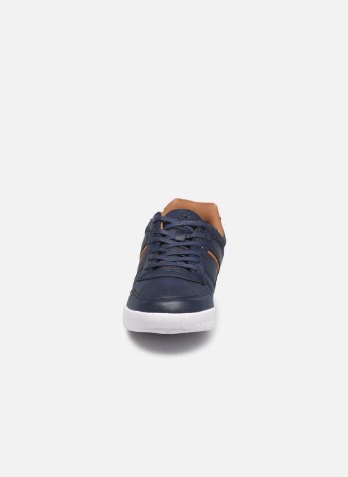 Sneakers Kappa Madcol Azzurro modello indossato