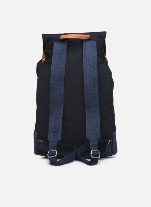 Sacs à dos Pepe jeans Regans Backpack Bleu vue face