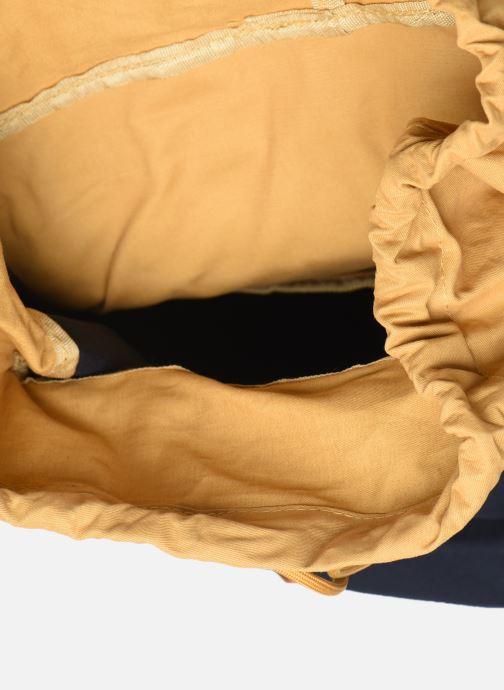 Sacs à dos Pepe jeans Regans Backpack Bleu vue derrière