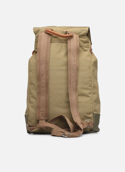 Sacs à dos Pepe jeans Regans Backpack Beige vue face
